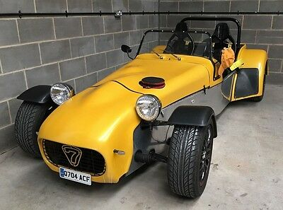 Tiger Cat E1 Kit Car 2006 Immaculate 150hp like Caterham/Westfield.
