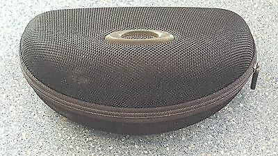 Oakley Large padded  Black Sunglasses Case Only Rare
