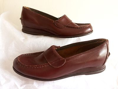 RARE VINTAGE 40s SHOES GENUINE 'SUZIES' ALL LEATHER GOVERNMENT ISSUE CC41 PINUP