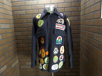 Rockabilly Vintage Girl Scouts Patches/badges/awards CPO size Small 1970's/80's