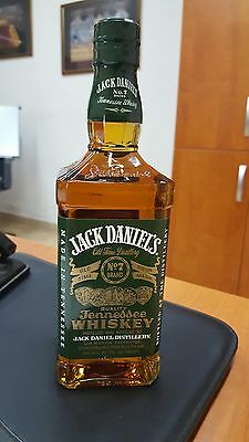 Quality Tennessee Whiskey JACK DANIEL'S Green Label - 75cl - whisky
