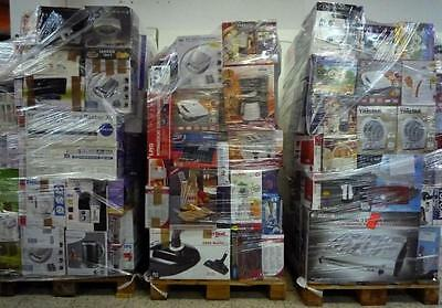 3 Pallets  of mixed Home Kitchen Appliances