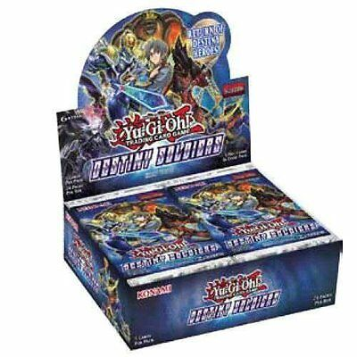 Yu-Gi-Oh! 14494 Destiny Soldiers Booster Display Box Pack of 24