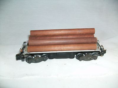 American Flyer #914 1953-57   Log Unloading Car W/box.excellent Condition.