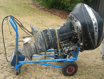 EVINRUDE STARFLITE 85 hp outboard motor