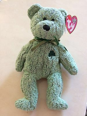 Ty Beanie Baby Shamrock - Excellent Condition