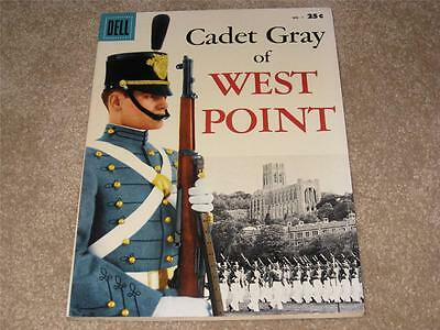 Cadet Gray Of West Point #1 Dell Giant  Nm Copy!