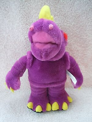 2002 Warner Brothers Purple Plush Rino