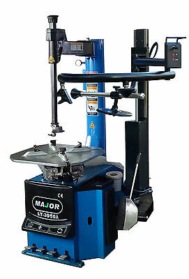 Tire Changer w/Assist Arm, Low-Profiles,Tire Changing Machine,Wheel Changer