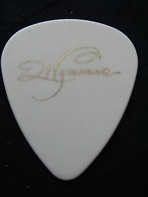 Wynonna Judd Concert Tour Guitar Pick (Country Hard Rock Band)