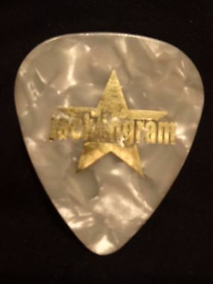 Jack Ingram Concert Tour Guitar Pick (Country Pop Hard Rock Band)