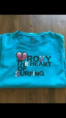 Girls Aged 12 Roxy Long Sleeved Top