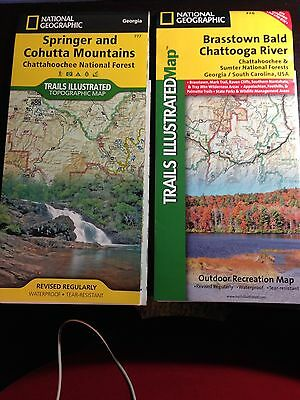 National Geographic Georgia Maps