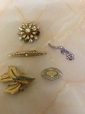 A Selection Of Broaches