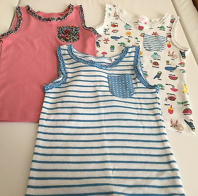 Next Baby Vests (3) - Age 12 To 18 Months