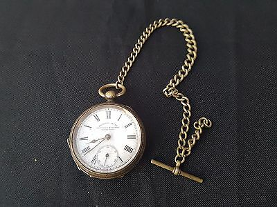 vintage Emproved Lever Specially Examined pocket watch