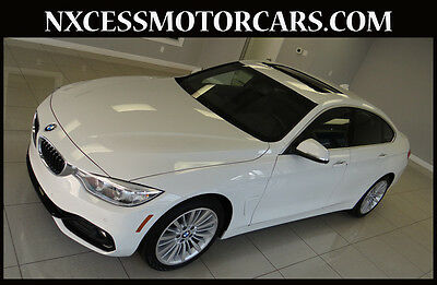 2016 BMW 4-Series  428i Grand Coupe NAVI ROOF 1-OWNER.