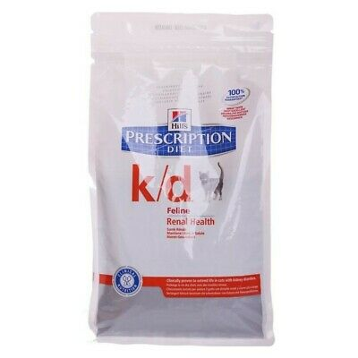 HILL S prescription diet  k/d feline mangime secco kg. 5