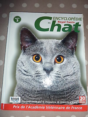 Encyclopédie du chat.