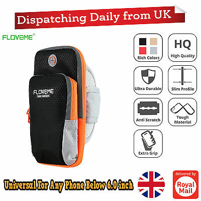 Premium Gym Running Jogging ArmBand Sports Armband Case Holder Strap For Phones
