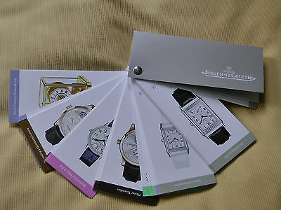 Jaeger Le Coultre Watch Identification Guide New