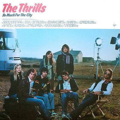 The Thrills - So Much For The City - Vinyl LP - Mint