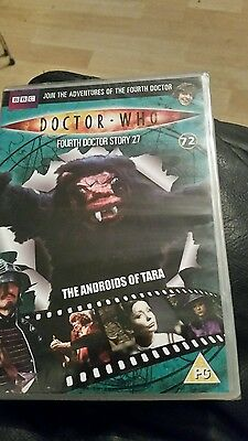 dr who the androids of tara dvd (dvd files 72)