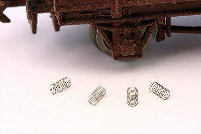 Dapol 2A-000-007 Spare Springs for Easi-fit Magnetic Couplings (x4) Was NSPARE7B
