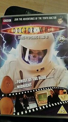 dr who forest of the dead part 2/midnight dvd (dvd files #26)