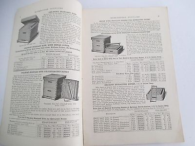 1919 A I ROOT Co BEEKEEPERS' SUPPLIES Illustrated Catalog
