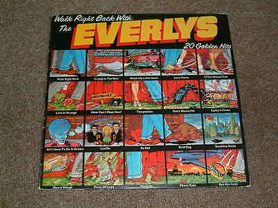 """LP EVERLY BROTHERS - """"Walk Right Back"""""""