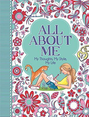 All About Me: My Thoughts My Style My Life by Ellen Bailey New Paperback Book