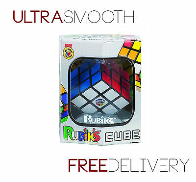 Rubiks Cube 3x3x3 Original Puzzle Ultra Smooth for Professional Speed