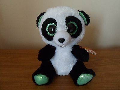 Ty Beanie Boos Boo Yumi  (USA Justice store exclusive) NEW RELEASE