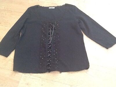 ladies top size 20 ...M and S
