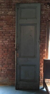 Beautiful Antique Grange Hall Doors With Original Hardware