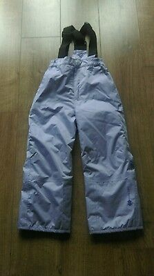 Gorgeous Girls salopettes/snow trousers Dare2be age 5-6