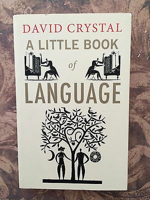 A Little Book of Language by David Crystal (Paperback, 2011)