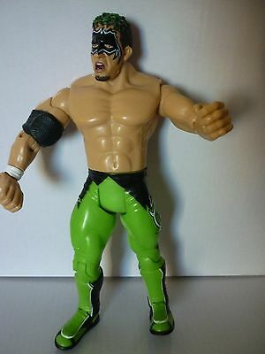 "The Hurricane WWE-WWF Wrestling Action figure Rare. 7"" tall"
