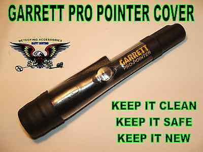 Cover To Fit The Garrett Pro Pointer Metal Detecting Black