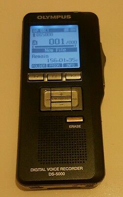 Olympus DS-5000 Voice Recorder