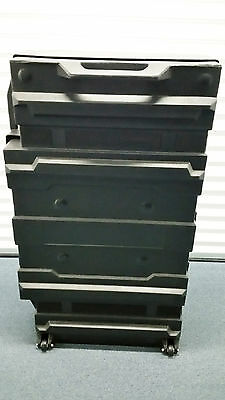 Trade show Large Shipping Case with Wheels & Handle