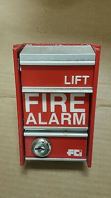 Fci fire alarm pull station ms-2