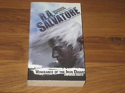 D&D Forgotten Realms Vengeance of the Iron Dwarf Companions Codex III WotC New