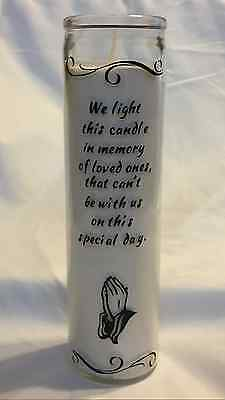 In Memory Personalized Candle
