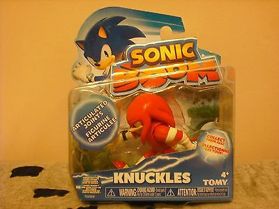 Tomy Sonic Boom Knuckles