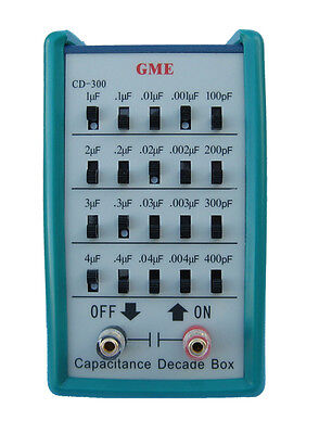 NEW! GME CD-300 Capacitance Decade Box (Sale! 15% OFF + Free Shipping)