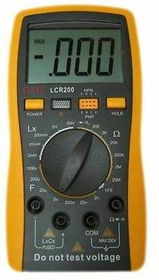 BRAND NEW! GME LCR200 Digital LCR Inductance Capacitance Resistance Meter