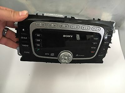 Ford Focus Xr5 Lv Cd Player Radio Stereo 6 Stacker Mp3 Player