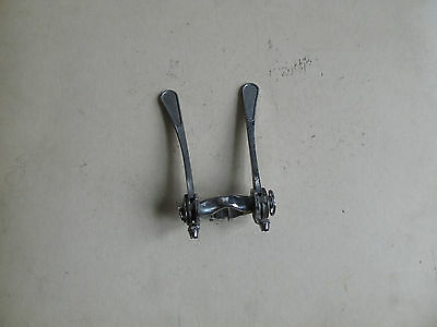 Vintage French Huret Allvit Stem Shifters